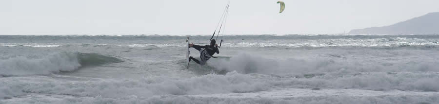 Kiteboarding photos